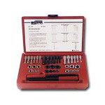 Kastar 40 Piece Fractional and Metric Thread Restorer Kit