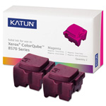 Katun Magenta Compatible Remanufacturered Toner Cartridge Model 39397 Page Yield 4400