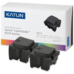 Katun Black Compatible Remanufacturered Toner Cartridge Model 39401 Page Yield 4300