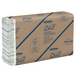 Scott Paper C-Fold Paper Towels, 100% Recycled, 10 1/10 x 13 1/5, 200/Pack, 12 Packs/Carton