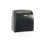Kimberly-Clark SCOTT® SLIMROLL* Touchless Hard Roll Towel Dispensers, Smoke