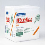 WypAll® L40 Cleaning Wipes, 18 Packs of 76
