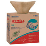 WypAll® X60 Cleaning Wipes, White, 10 Packs of 150