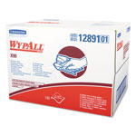 WypAll® X90 Cleaning Wipes, White, Case of 136