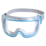 Jackson Safety* V80 Revolution OTG Safety Goggles, Clear Lens, 30 per carton