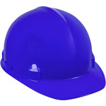 Kimberly-Clark SC-6 Head Protection w/4-Point Suspension, Blue