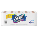 Scott® Standard Roll Bathroom Tissue, 1-Ply, 1000 Sheets/Roll