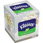 Kleenex Boutique 3-Ply Facial Tissue, 27 Boxes of 80