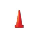 "Kimberly-Clark 3004042 18"" W Orange Traffic Cone"