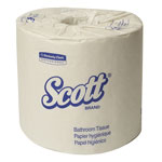 Scott® Standard Roll Bathroom Tissue, 2-Ply, 550 Sheets/Roll