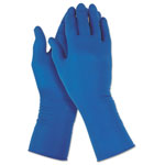 Jackson Safety G29 Solvent Resistant Gloves, Medium/Size 8, Blue