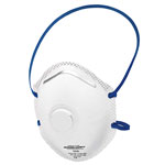 Jackson Safety Jackson Safety R10 Particulate Respirator, N95, White, One Size Fits All