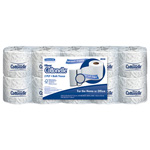 Kleenex® Standard Bath Tissue, 1-Ply, White, 4.5 x 4, 506 Sheet/Roll