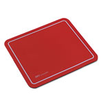 Kelly Computer Supplies SRV Optical Mouse Pad, Nonskid Base, 9 x 7-3/4, Red
