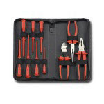 KD Tools 10 Piece Insulated Pliers and Screwdriver Set