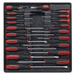 Gearwrench 20 Piece GearWrench Master Screwdriver Set