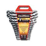 Gearwrench 13 Piece SAE Flex Gear Wrench Set