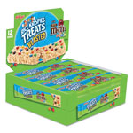 Kellogg's Rice Krispies Treats, Original Marshmallow with M&Ms, 2.1 oz Bar, 12/Box