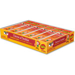Keebler Cracker Snack, 1.8 Oz., 12/Pack, Cheese/Cheedar