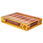 Keebler Sandwich Crackers, Peanut Butter, 8-Cracker Snack Pack, 12 Packs/box