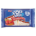 Kellogg's Pop Tarts, Frosted Strawberry, 3.39oz, 2/Pack, 6 Packs/Box