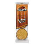 Keebler Toasty Crackers w/Peanut Butter, 8-Piece Snack Pack, 45 Packs/Box