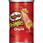 Pringles® Potato Chips, 1.3 oz, Can, 36/Carton