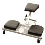 Keysco Knee Saver Work Seat with Tool Tray