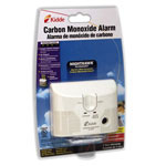 Kidde Safety Carbon Monoxide Alarm, AC/DD Plug In, 9V Battery Backup, WE