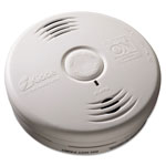 "Kidde Safety Bedroom Smoke Alarm w/Voice Alarm, Lithium Battery, 5.22""Dia x 1.6""Depth"