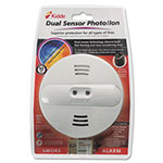 Kidde Safety Dual Sensor Smoke Alarm, 9V Battery