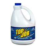 KIK Top Job Regular Bleach, 1 gal Bottle