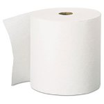 Kimberly-Clark High-Capacity Hard Roll Towels, 8 x 1000', White, 12/Carton