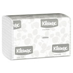 Kleenex® Embossed C-Fold Paper Towels, White