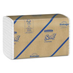 Kimberly-Clark C-Fold Paper Towels, White