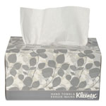 Kleenex 01701 Hand Towels, POP-UP Box, Cloth, 9 x 10 1/2, 120/Box
