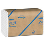 Kimberly-Clark Embossed Multifold Paper Towels, White