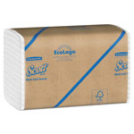 Scott® 01840 Tradition White Bulk Multifold Hand Paper Towels