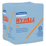 WypAll® L40 Cleaning Wipes, Blue, 12 Packs of 56