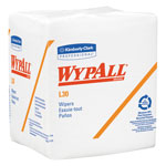 WypAll® L30 Wipers, White, Case of 12