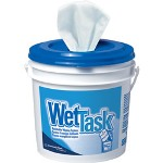 Kimberly-Clark Kimtech Prep Wipes For Wettask® System with Bleach, 12 x 12.25, 90 Wipes