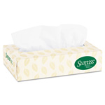 Kimberly-Clark Surpass 2-Ply 100% Recycled Facial Tissue, Case of 60