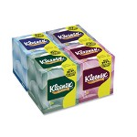 Kleenex Antiviral 3-Ply Facial Tissue, Case of 27 Boxes
