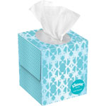 Kimberly-Clark Cool Sensation Facial Tissue, 3-Ply, 27/BX, White
