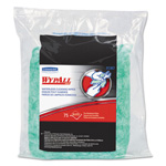 WypAll® Waterless Hand Wipes Refill Bags, 10 1/2 x 12 1/4, 75/Pack