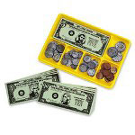 Learning Resources Currency X Change Activity Set