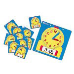 Learning Resources Write On/Wipe Off Clocks Classroom Set