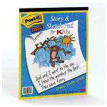 Post-it® Story & Sketch Pad