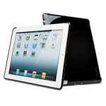 Kensington® Protective Back Cover for iPad2 and iPad 3rdGen, Black
