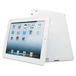 Kensington® Protective Back Cover for iPad2 and iPad 3rdGen, White